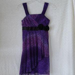 Amy Byers girls holiday dress